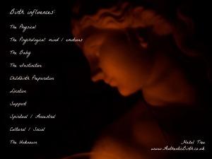 list of birth influences