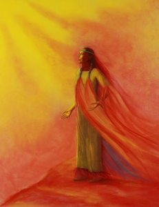 Seeking the Light by Ria Spencer