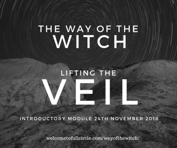 Our first way of the witch workshop
