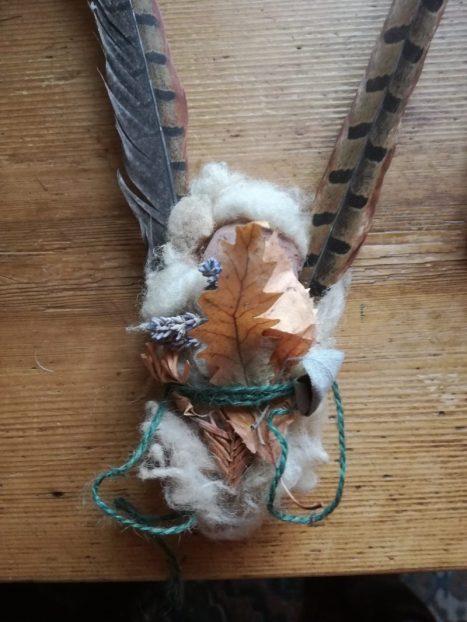 totem doll ceremony