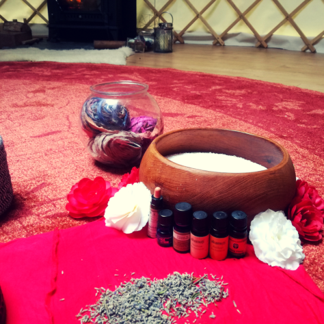 Salt bowl ceremony